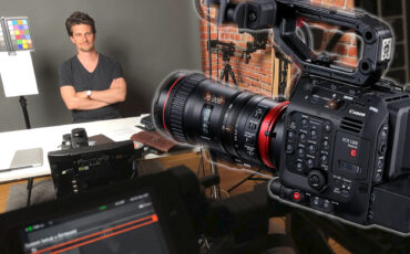 Canon C300 Mark III Lab Test (Pre-Production): Dynamic Range, Rolling Shutter and Latitude