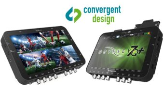 Convergent Design Odyssey 7Q+ and Apollo Recorders Discontinued