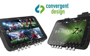 Las grabadoras Odyssey 7Q+ y Apollo de Convergent Design serán descontinuadas