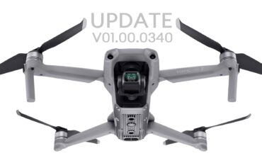 DJI Mavic Air 2 Update Released - Digital Zoom, Safety Flight Mode, and More