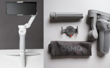 DJIがOM4を発表 - スマートフォン用ジンバル