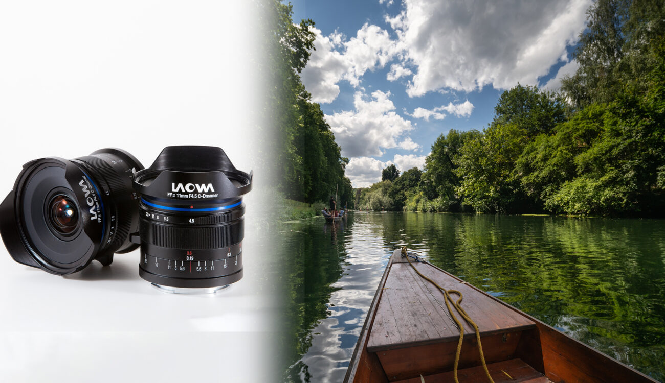 Laowa 11mm f/4.5 Announced - An Ultra-Wide Lens For Those On The Go