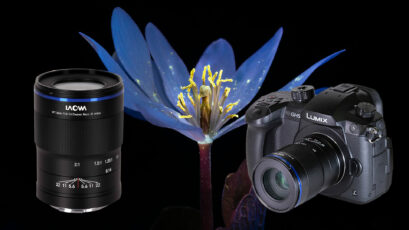 Laowa 50mm f/2.8 2X Ultra Macro APO Lens for Micro Four Thirds Announced