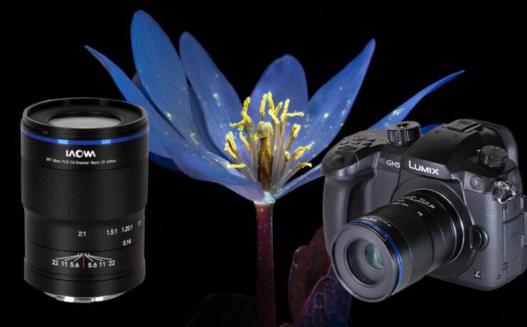Laowa 50mm f/2.8 2X Ultra Macro APO Lens for Micro Four Thirds Announced