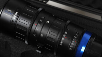 Laowa OOOM 25-100mm T/2.9 Cine Zoom now Shipping