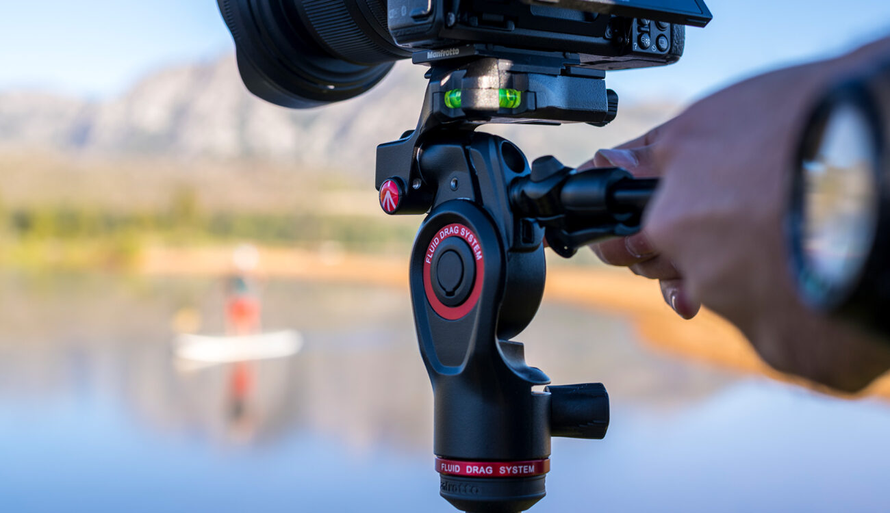 Befree 3-Way Live Advanced - New Travel Tripod from Manfrotto