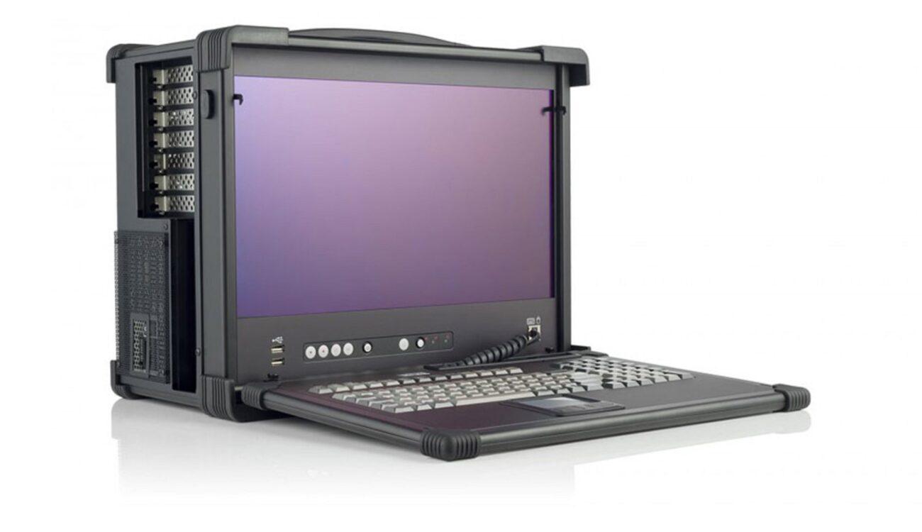 Una PC en un maletín: Mediaworkstation a-XP con Threadripper 3990X