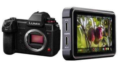 Atomos Ninja V Free Update Released - Unlocks ProRes RAW Recording from Panasonic LUMIX S1H