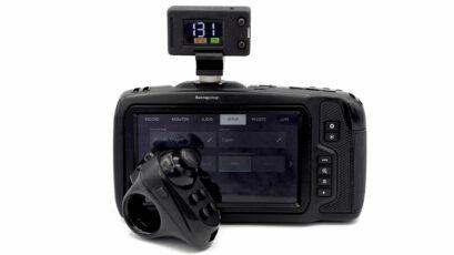 PBC Pocket Cinema Camera Controllerアップデート