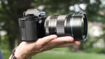 Panasonic G100 and SIRUI 35mm Anamorphic Lens  Review - Budget Anamorphic Solution