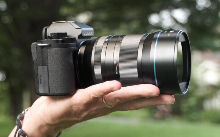 Panasonic G100 and SIRUI 35mm Anamorphic Lens  Review - Budget Anamorphic Solution