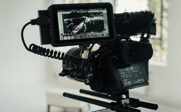 Panasonic LUMIX S1H ProRes RAW Recording Tested - Interview with DP Matthias Bolliger
