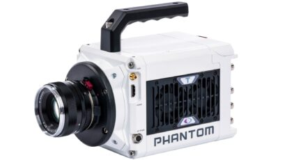 Phantom T1340 Four-Megapixel High-Speed Camera Announced