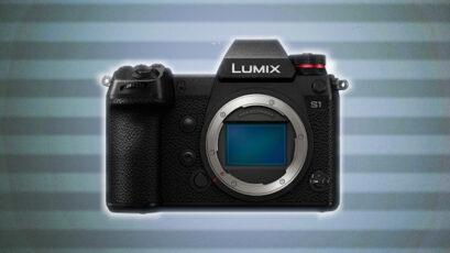 Panasonic LUMIX S1 - Rolling Shutter Test
