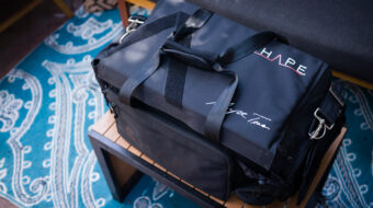 Shape Camera Bag Review