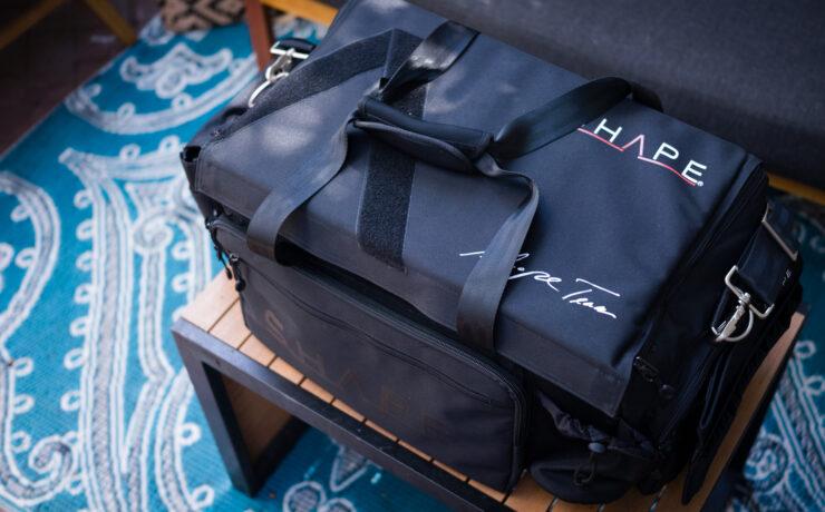 Shape Camera Bag Review