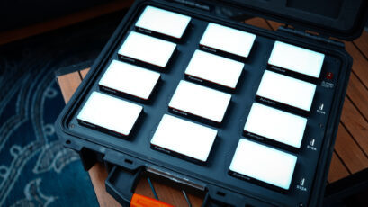 Aputure MC 12-Light Production Kit - First Look