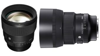SIGMA 85mm F1.4 DG DN Art Lens - New Fast and Compact Full-Frame Prime for E and L Mounts