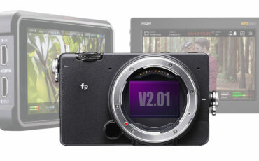 SIGMA fp Firmware Update V2.01 - External Recording workflow Improved