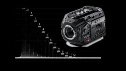 URSA Mini Pro 4.6K G2 vs G1ダイナミックレンジとラティチュードテスト