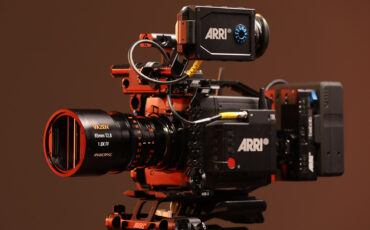 Vazen 85mm T2.8 1.8X - Lente anamórfico económico para cámaras Full Frame