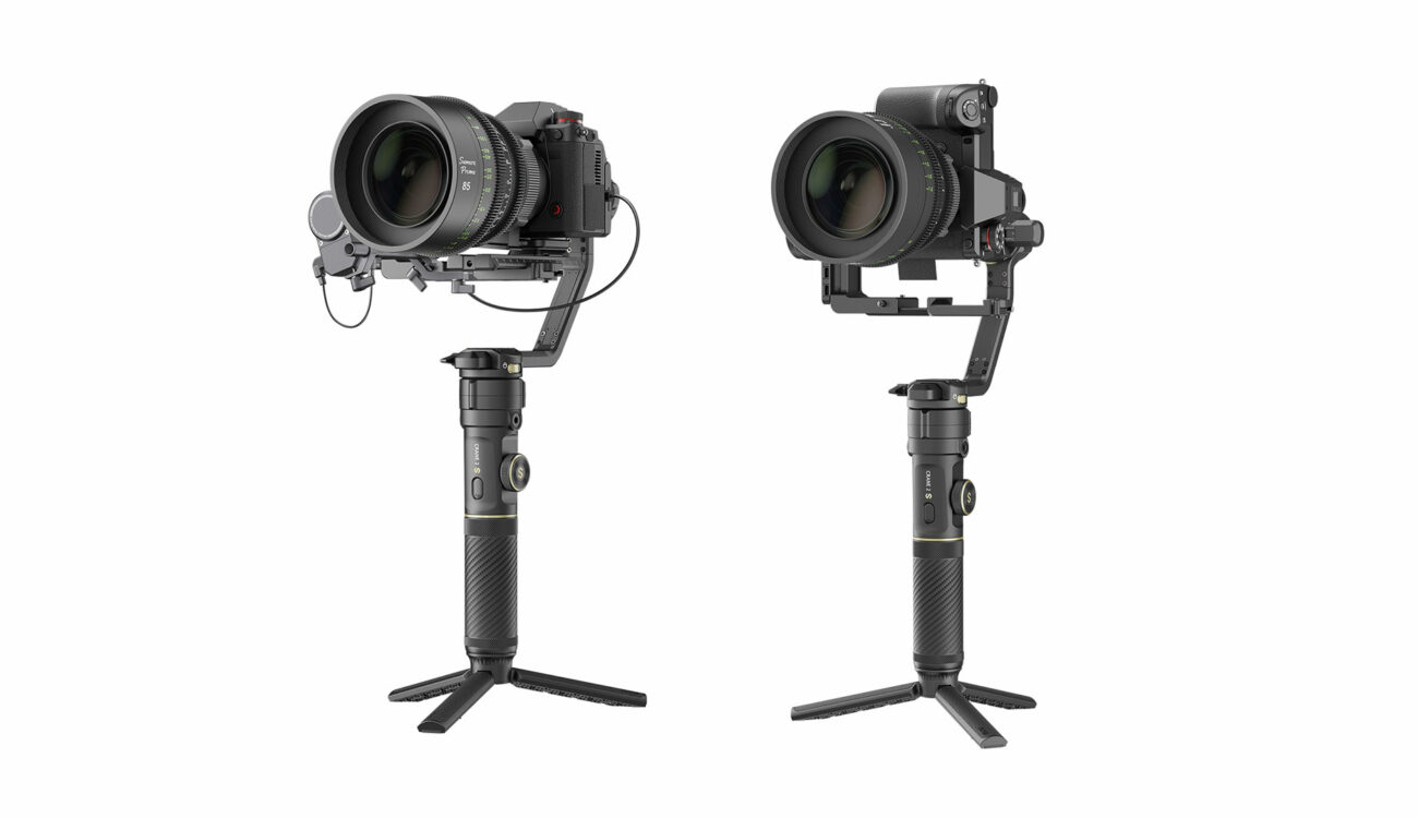 Zhiyun CRANE 2S Gimbal Introduced