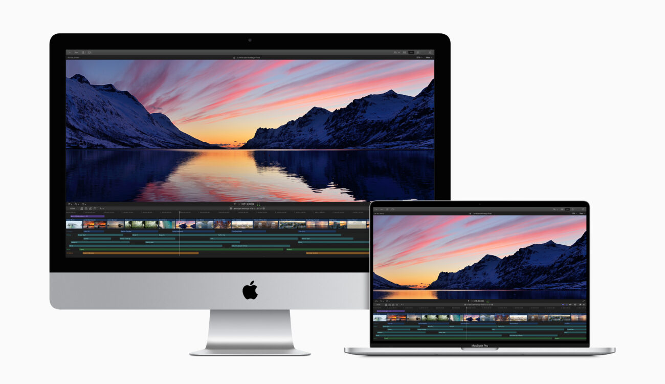 Apple Final Cut Pro XがVersion 10.4.9をリリース