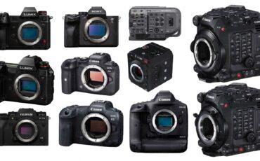Ofertas especiales en cámaras de CVP por el relanzamiento de CineD