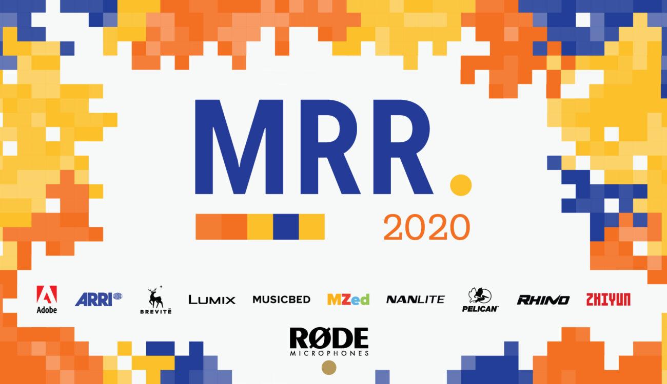 El concurso de cortometrajes My RØDE Reel 2020 ya está abierto para inscripciones