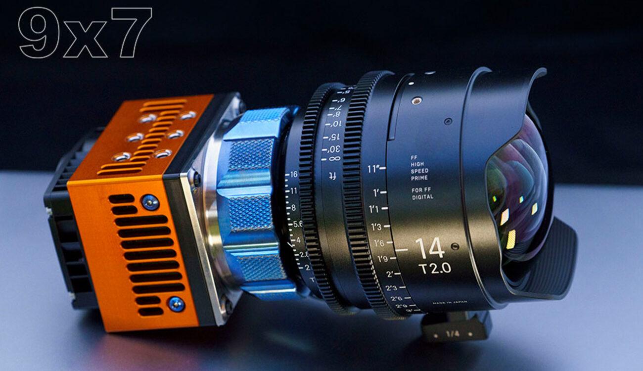 9.3K for $150K – ACHTEL 9x7 High Resolution Cinema Camera