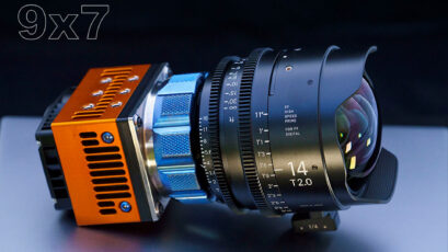 9.3K for $150K – ACHTEL 9x7 High Resolution Cinema Camera