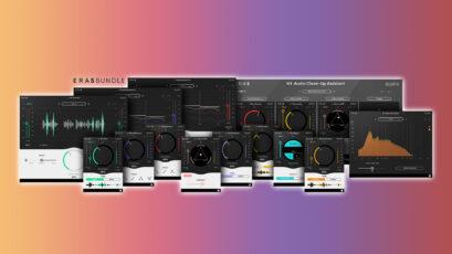 Accusonus ERA 5 Bundles Launched - New Audio Plugins and Improvements