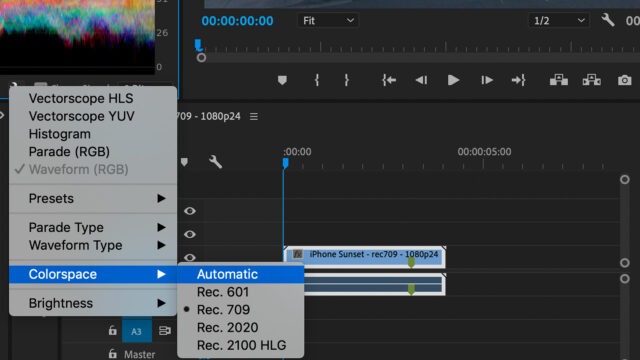 Adobe Premiere Pro Version 14.4 Update – Scene Detection and New Features