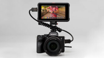 ProRes RAW is now Available From Atomos Ninja V with Sony a7S III