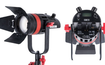 Q-55W Boltzen 55w MARK II – Nueva LED diurna con lente Fresnel de CAME-TV
