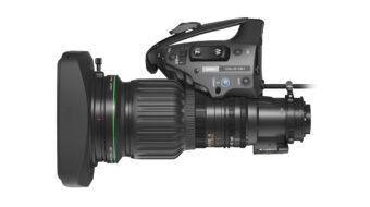 キヤノンがCJ20ex5B 20x 4K BCTVズームレンズを発表