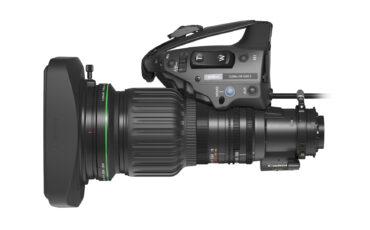 Canon CJ20ex5B 20x 4K BCTV Zoom Lens Announced