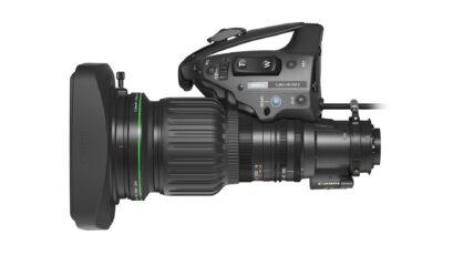 Anunciaron el lente zoom Canon CJ20ex5B 20x 4K BCTV