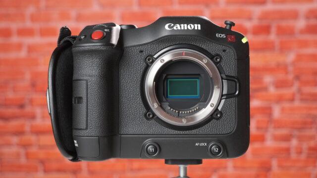 Canon EOS C70 Announced - Bridging Cinema and Mirrorless Lines