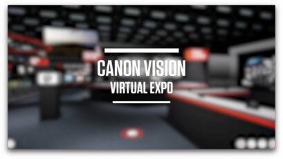 Feria Virtual de Canon: ¿El concepto del futuro?