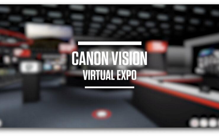 Virtual Trade Show by Canon - Concept of the Future?