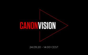 """La nueva cámara de la línea Canon Cinema EOS será anunciada en el evento """"Canon VISION"""""""