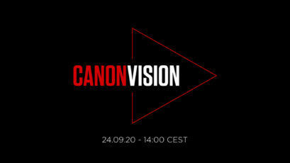 New Canon Cinema EOS Camera to be Announced at Canon VISION Event