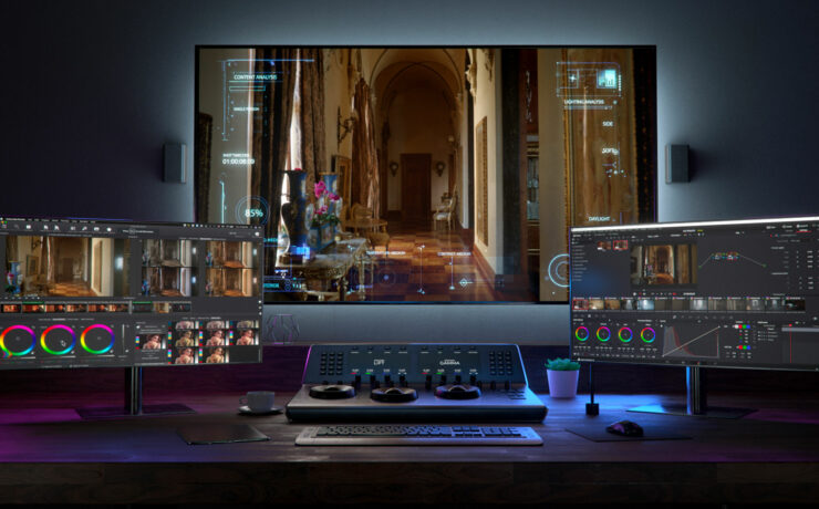Colourlab Ai - Color Grading with Artificial Intelligence