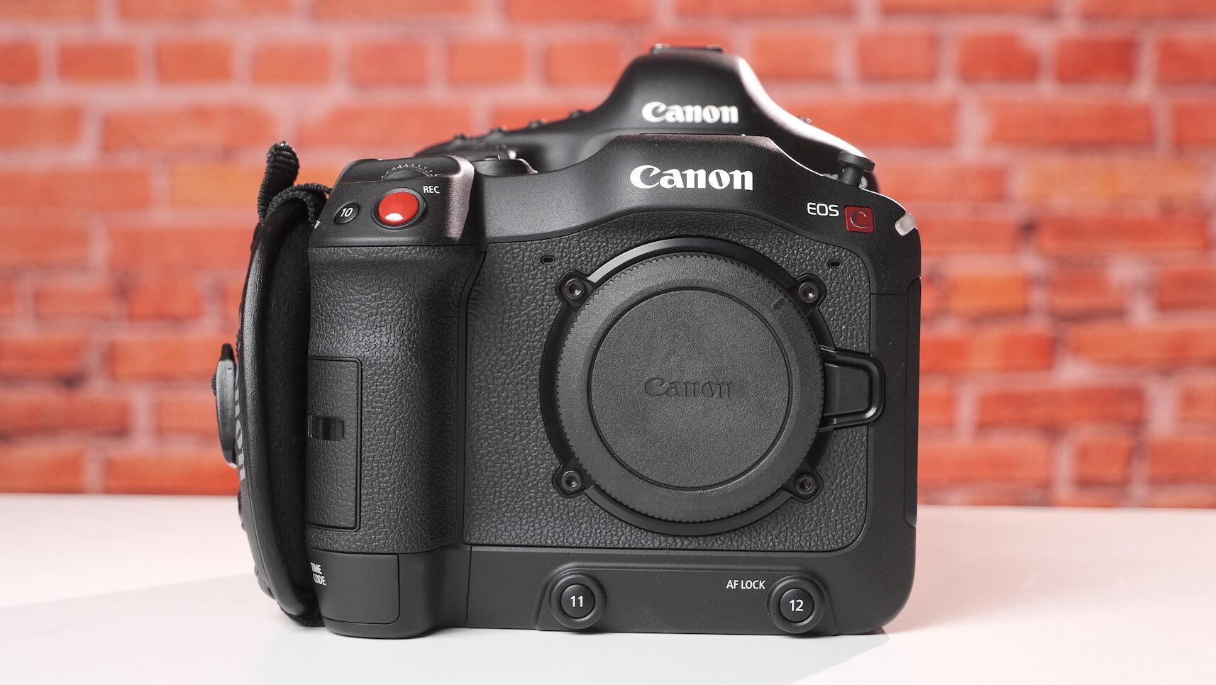 Vs Canon 1D C