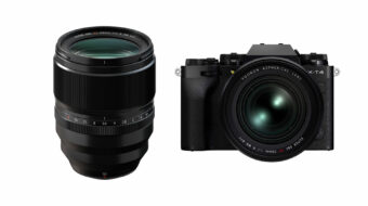 富士フイルムがXF 50mm F/1.0 R WRレンズを発表