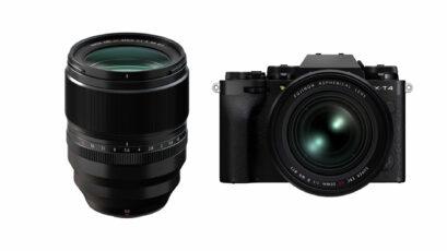 FUJIFILM XF 50mm F/1.0 R WR Lens Released