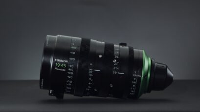 FUJINON Premista 19-45mm T2.9 Wide Angle Cine Zoom Lens Announced