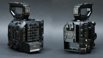Full Frame Camera Co. Canon C300 Mark III and C500 Mark II Accessories