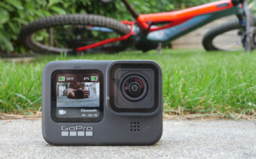 GoPro HERO9 Review - Mountain Biking and Comparison to the HERO8
